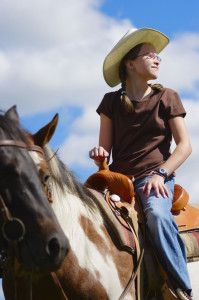Enhance Speech Development with Therapeutic Horseback Riding