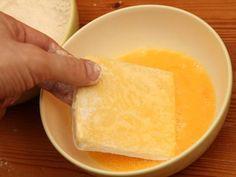 Tökéletes rántott sajt | Varga Gábor receptje - Cookpad receptek