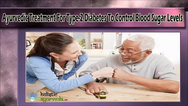 You can find more details about the ayurvedic treatment for type-2 diabetes at http://www.holisticayurveda.in/product/herbal-anti-diabetic-supplements/  Dear friend, in this video we are going to discuss about the ayurvedic treatment for type-2 diabetes. Diabec capsules provide effective ayurvedic treatment for type-2 diabetes.