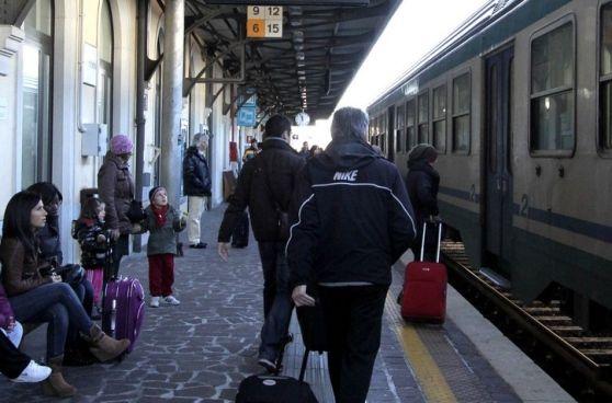 Stazione ferroviaria, Monfalcone.