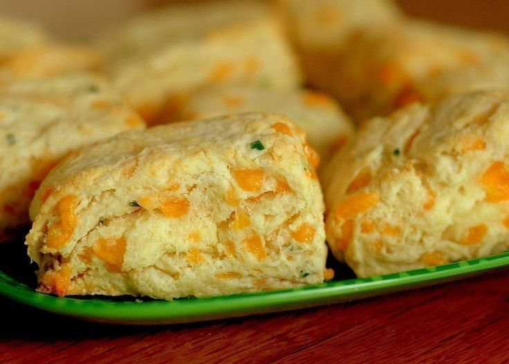 Cheddar Chive Biscuits | Breads | Pinterest