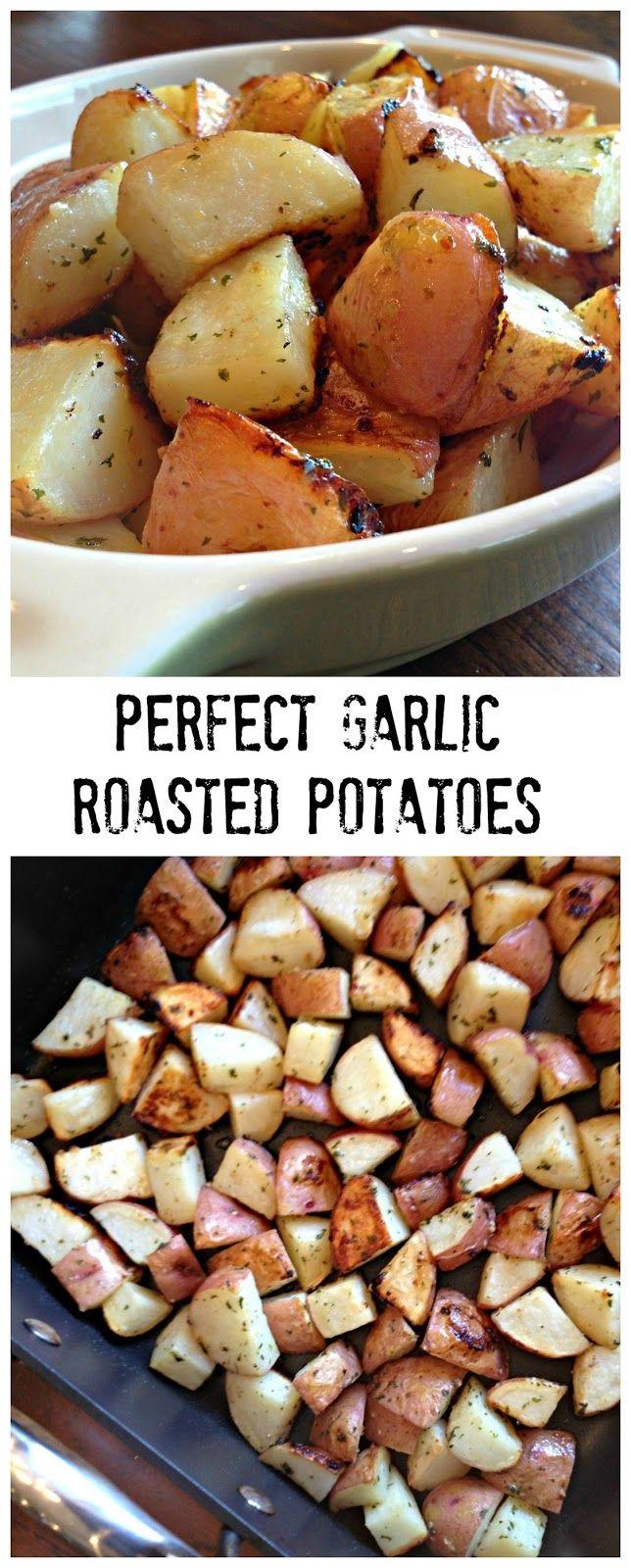 http://www.sweetlittlebluebird.com/2015/06/perfect-garlic-roasted-potatoes.html