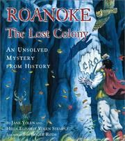 Cover of: Roanoke by Jane Yolen