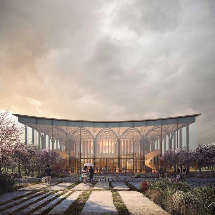 Nodeul Island   Serie Architects