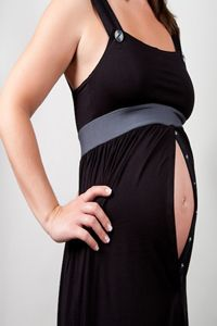 This is awesome, wish I had this!! wear as a labour and delivery gown plus maternity dress and nursing gown