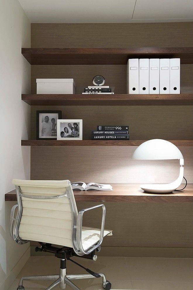 shelving above desk pinterest - Recherche Google