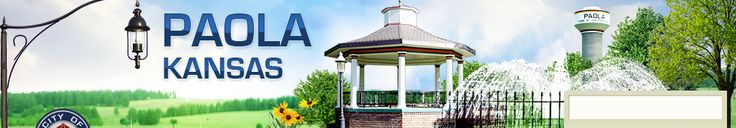 This is a great little town complete with town square and gazebo!  Paola is the county seat for Miami Co and has an extraordinary courthouse.  Extension Master Gardeners maintain a garden on the courthouse lawn.