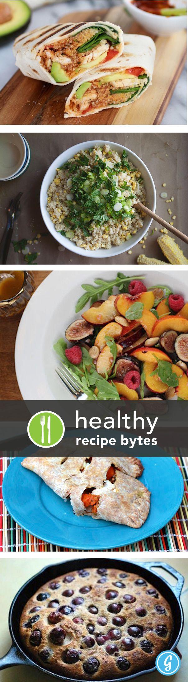 Healthier Picnic Recipes!