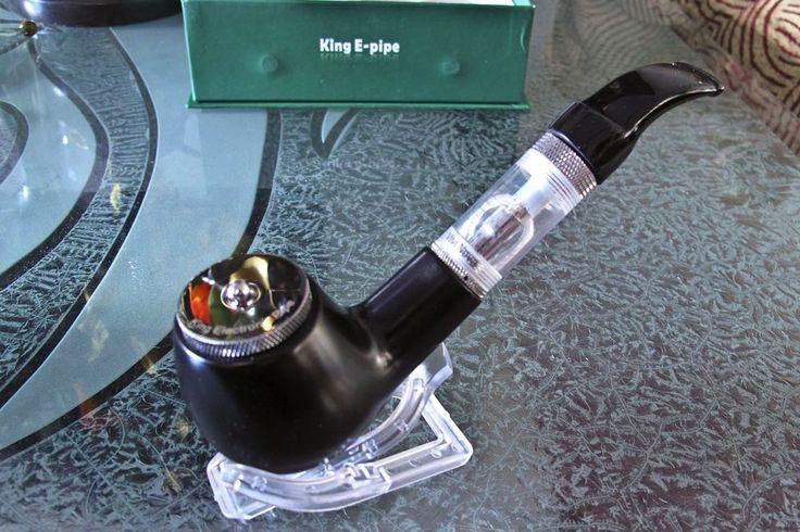 Manual Hi Grade Real Sandalwood King E-Pipe Vaporizer Kit.EPipe from VAPOR JOY