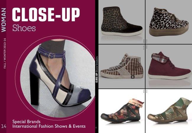 Akkua R'Evolution on CLOSE-UP Shoes  www.akkuaworld.com