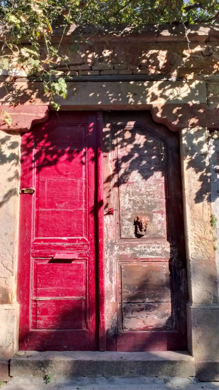 Doors on Kampos