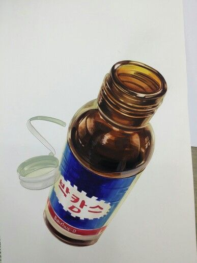 명덕창아,박카스D그리기