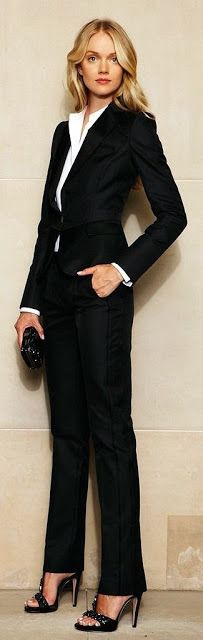 42 best SUITS FOR THE LADIES :) images on Pinterest | Clothes ...