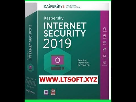 Kaspersky internet security 2019 with 1 year key/activation