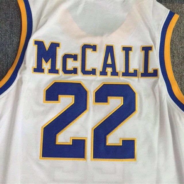 Quincy McCall 22 Crenshaw High School Jersey