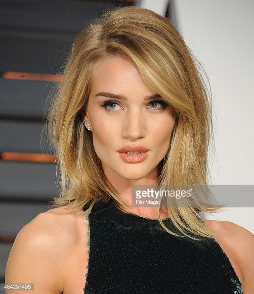 rosie huntington-whiteley haircut 2015 - Google Search
