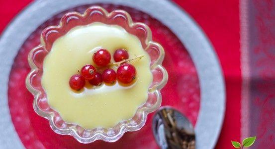 Ricetta Crema Pasticcera Vegana - lacucinavegetariana.it