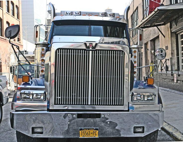 Big city.  Big car.  NYC.