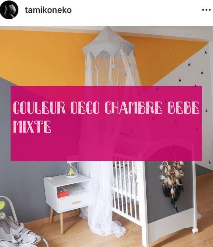 couleur deco chambre bebe mixte #couleur #deco #chambre #bebe #mixte