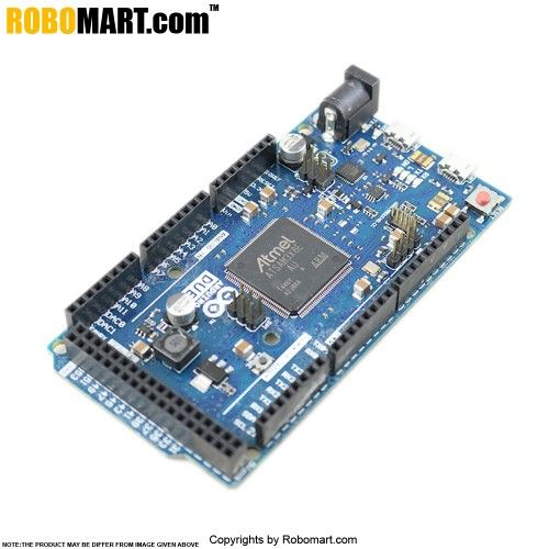 Robomart is the largest selling online megastore for buy arduino due, arduino due india, arduino due best price, buy arduino due india, buy online arduino due.