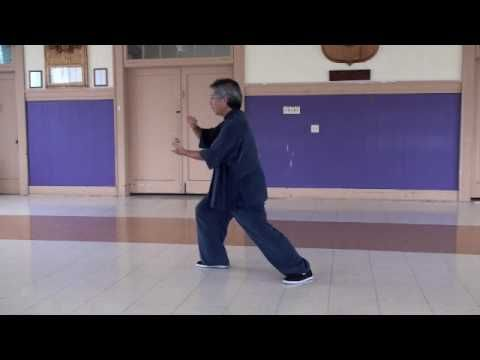 Traditional Yang Style Tai Chi Chuan  太极拳 108 form 1 - I'm supposed to master it by the end of this summer!
