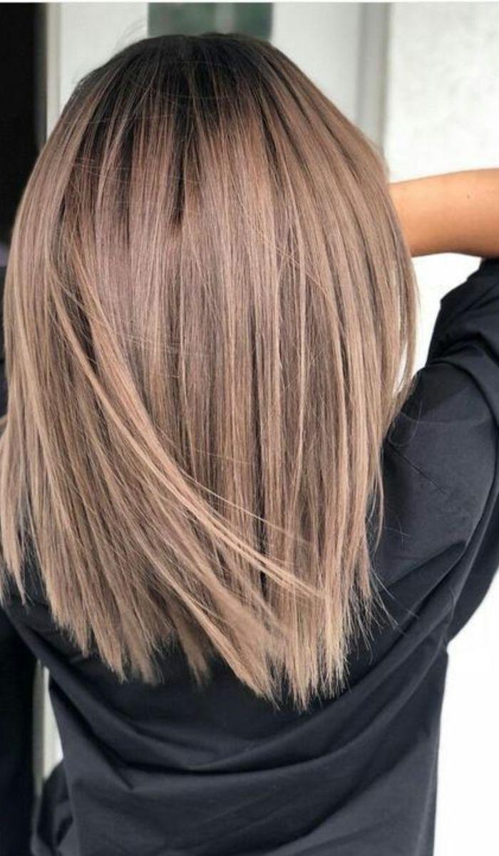 coiffures cheveux blonds