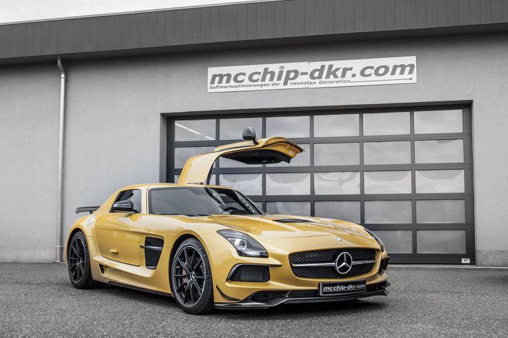 Mcchip-dkr Mercedes-Benz SLS AMG , 1 of 10