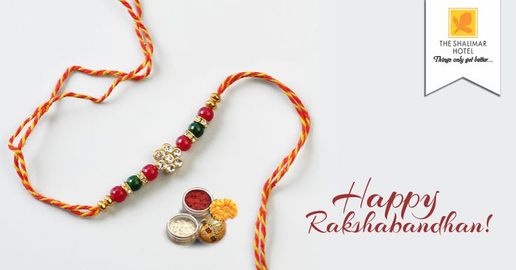 Treat your siblings with favourite goodies from The Bakerie and add that extra touch of sweetness to your bond.Send us a snap-shot of the exquisite Rakhi design you have selected for your brother...the best design can garner you a 50% discount on lunch for 4 members at Gulmurg. #HappyRakshabandhan #Rakhi