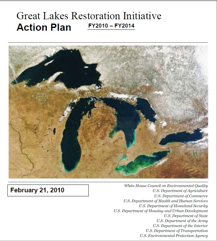 Great Lakes Restoration Initiative Action Plan FY