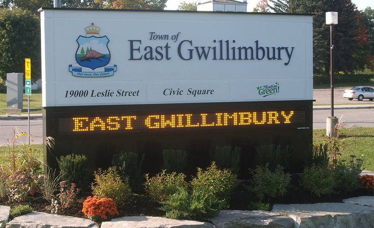 I thought it might be nice to tell you a bit more about my beautiful location. I'm part of East Gwillimbury, a town that dates back to the late seventeen hundreds.