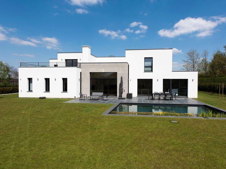 32 best Projet maison modulaire images on Pinterest Contemporary - plan maison cubique gratuit