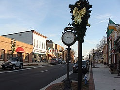 Bel Air, Maryland...my grandparents moved to town when they retired from working on Bob Richardson's farm in 1976