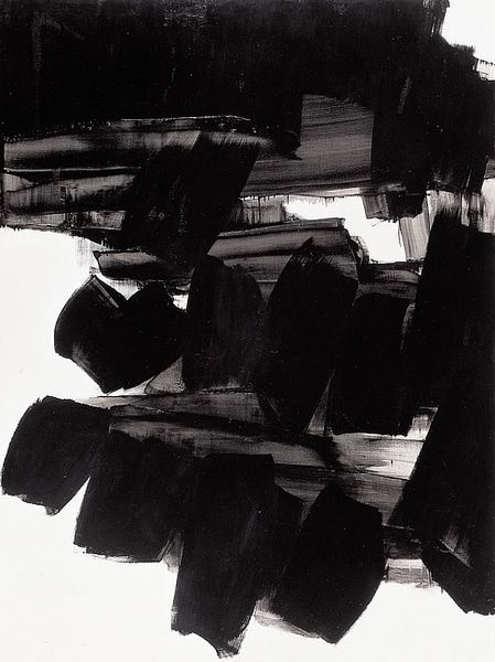 :: heart :: Pierre Soulages