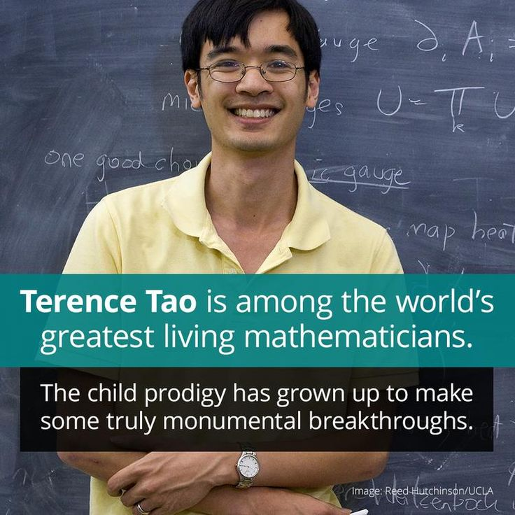 """Terence Tao is the """"Mozart of Math"""""""