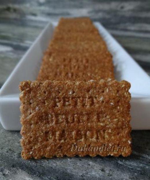 Домашнее печенье | Диета Дюкана