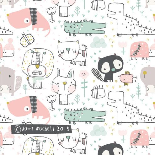pattern — dawn machell