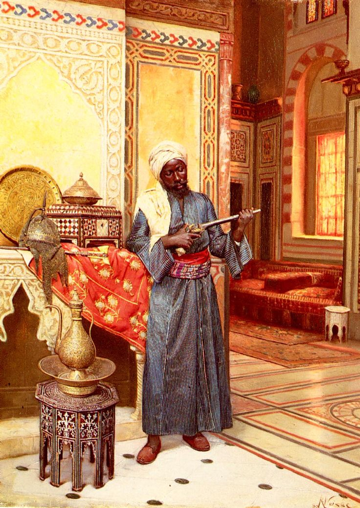 orientalist paintings harem - Google Search