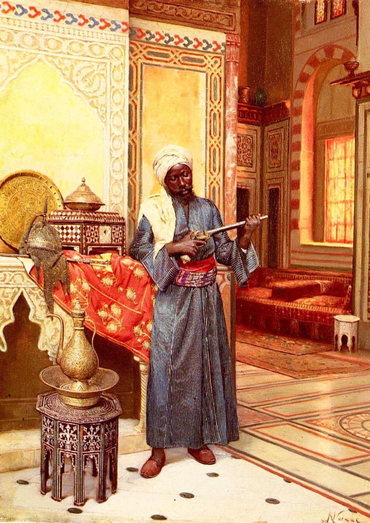 orientalist paintings harem - Google Search