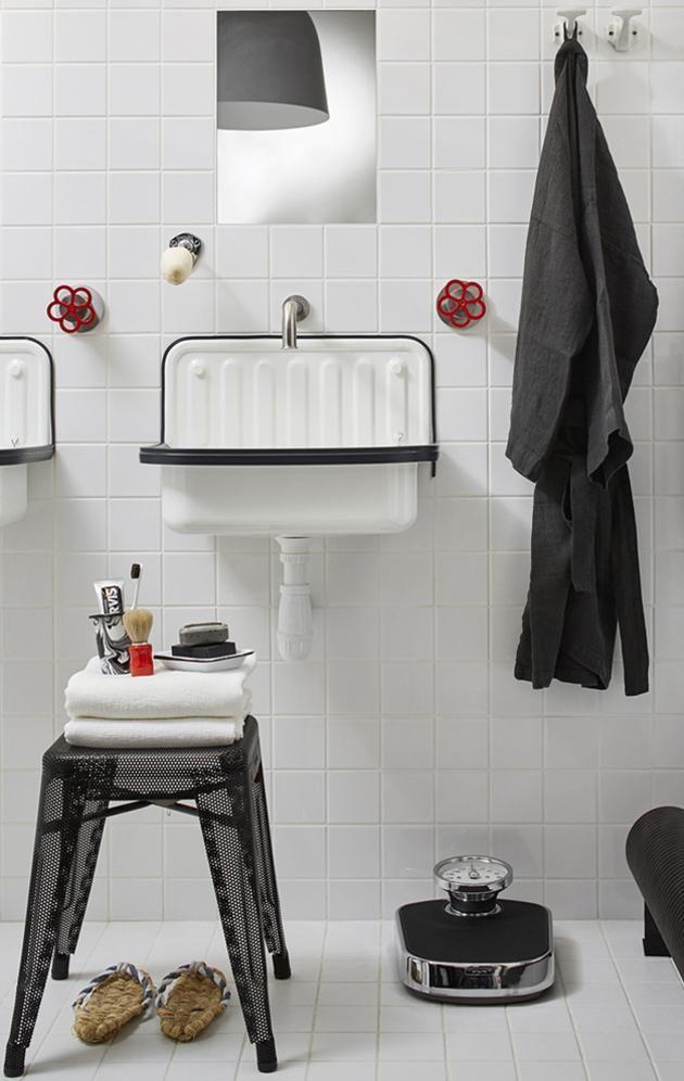 Die besten 25+ Industrial badezimmerzubehör Ideen auf Pinterest - badezimmer zubeh r set