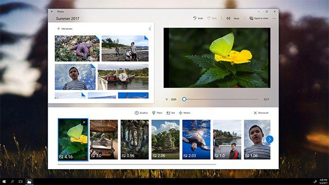 Resultado de imagem para Windows 10 — Fall Creators Update