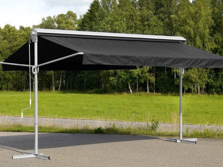 Markise 3x3m Latest Markise Xm Sunray In Graugrau Incl