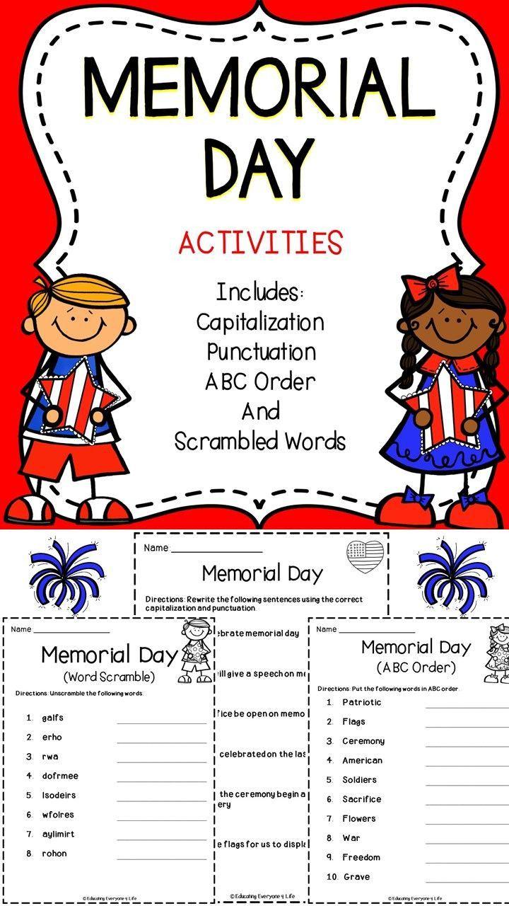 Memorial Day Worksheets For Kindergarten Worksheet For Kindergarten Kindergarten Worksheets Writing Worksheets Kindergarten Kindergarten Worksheets Sight Words [ 1280 x 720 Pixel ]