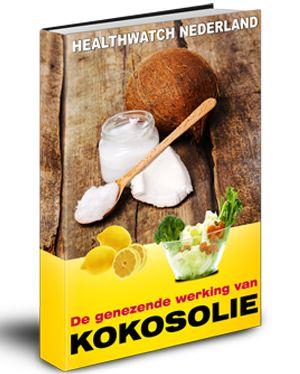 De genezende werking van kokosolie
