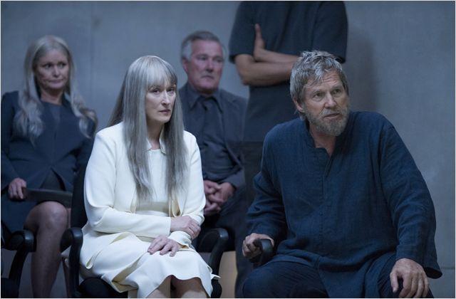 The Giver : Jeff Bridges, Meryl Streep