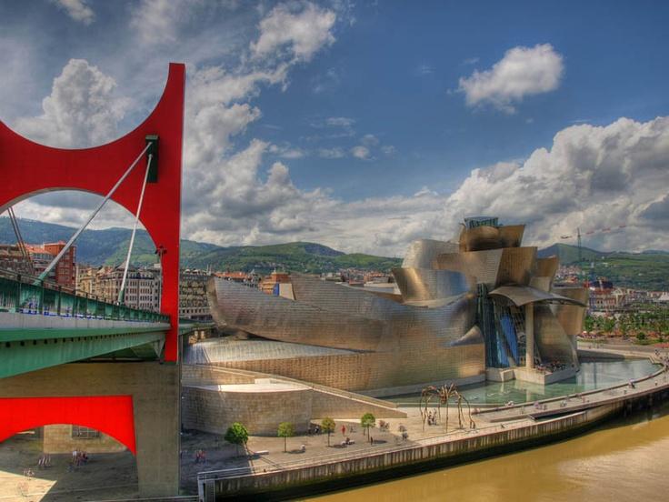 Euskadi Guggenheim Bilbao