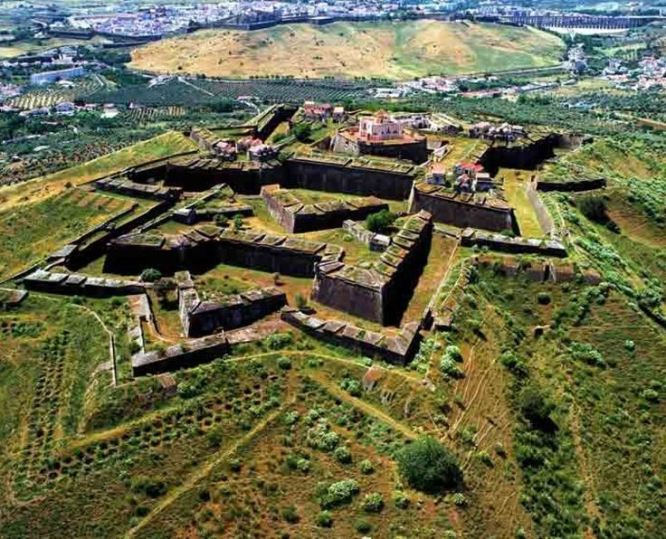 UNESCO World Heritage Sites: 26 New Sites Added To List Of Tourism Hot Spots (PHOTOS): Elva, Forts Da, Fortyfikacjami Portugalia, Border Town, Places, Heritage Site, Aerial View, Garrison Border, Fortification Classifying