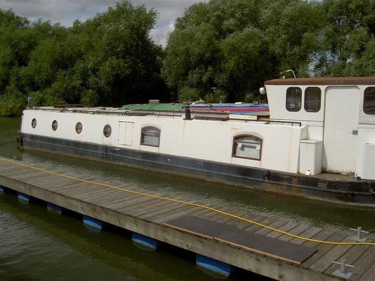 New Build Narrowboat Broker