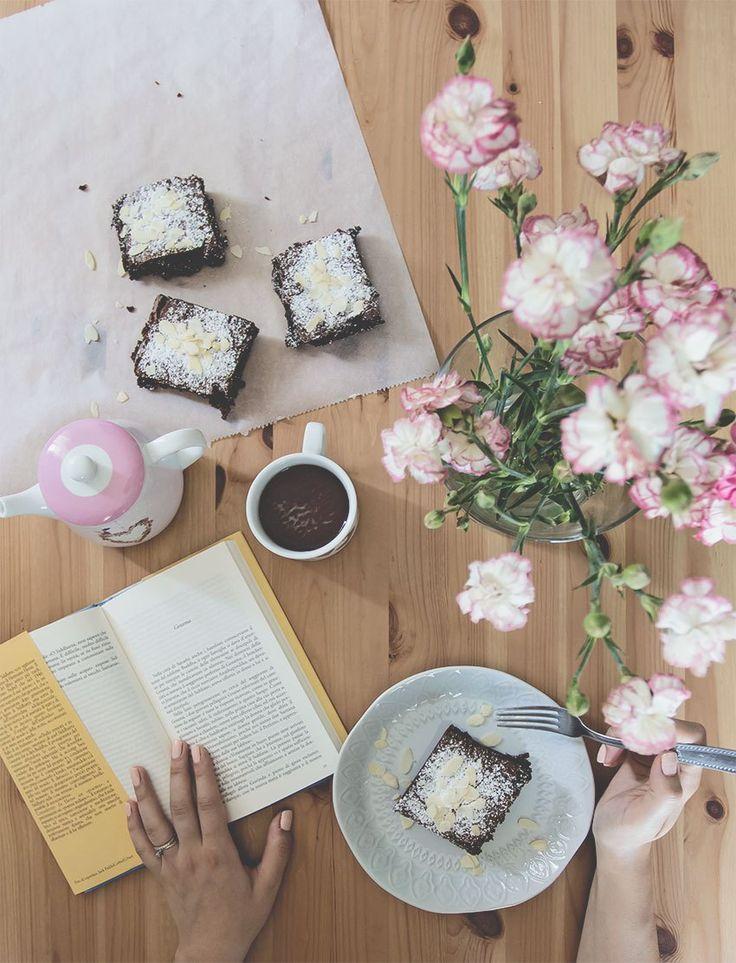 La ricetta per preparare in casa la Torta Barozzi: caffè, cioccolato, mandorle e arachidi uniti in un dolce eccezionale e... gluten free!