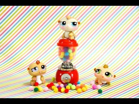 How to Make a Doll Gum Ball Machine and Lantern
