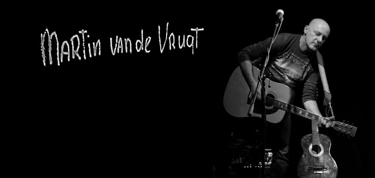 Martin van de Vrugt official website available albums!